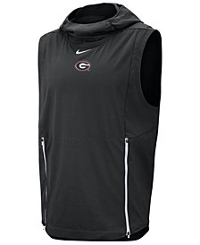 Nike Men's Georgia Bulldogs Fly Rush Vest