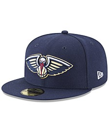 New Orleans Pelicans Basic 59FIFTY FITTED Cap