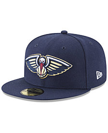 New Era New Orleans Pelicans Basic 59FIFTY FITTED Cap