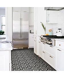 Gothic Peel and Stick Floor Tiles