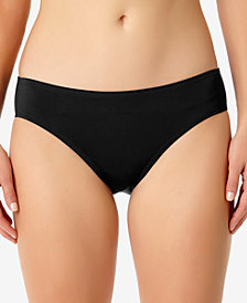 Anne Cole Live in Color Retro Hipster Bikini Bottoms