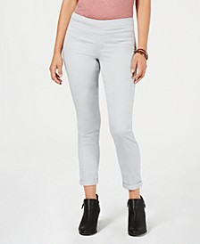 Rolled-Hem Skinny Pants, Created for Macy's