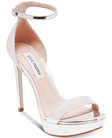 Steve Madden Women's Starlet Two-Piece Platform Dress Sandals