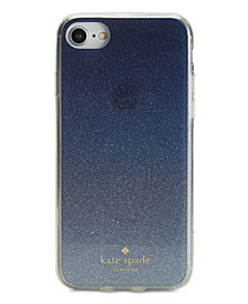 kate spade new york Glitter Ombré iPhone 8 Case