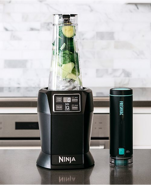 Ninja Nutri Blender with FreshVac™ Technology BL580