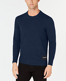 Calvin Klein Jeans Men's Wool Sweater