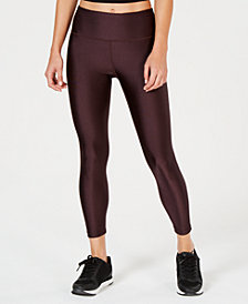 Calvin Klein Performance Metallic Shine High-Waist Leggings