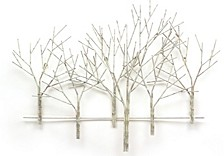 Artisan Winter Orchard, Medium Wall Art