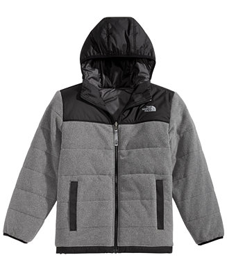 fec066e16 The North Face Little & Big Boys Hooded True or False Reversible ...