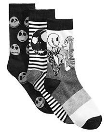 Planet Sox 3-Pk. The Nightmare Before Christmas Socks Gift Box