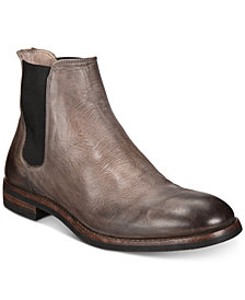 Frye Men's Ben Leather Chelsea Boots, Created for Macy's