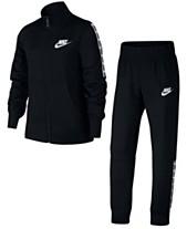 56b608bc Nike Big Girls 2-Pc. Sportswear Zip-Up Track Jacket & Pants Set
