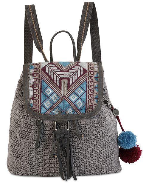 The Sak Avalon Crochet Backpack 5cf24201b7770