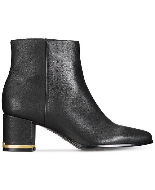 4e95b9d6cfa Calvin Klein Women s Fioranna Booties   Reviews - Boots - Shoes ...