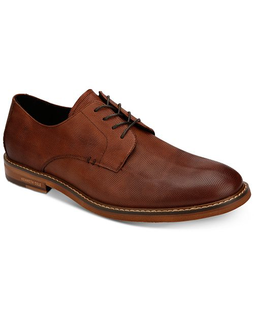 c659eacff5 ... Kenneth Cole New York Kenneth Cole Men s Dance Leather Lace-Up Oxfords  ...
