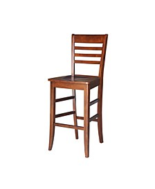 """Roma Barheight Stool - 30"""" Seat Height"""