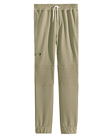 Jaywalker Big Boys Paneled Zip-Pocket Jogger Pants