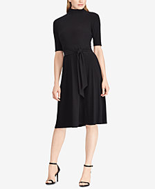 Lauren Ralph Lauren Fit & Flare Dress
