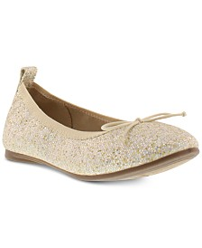 Kenneth Cole Little & Big Girls Copy Tappy Flats