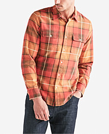 Lucky Brand Men's Beck Plaid Shirt