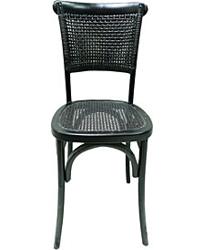 Churchill Dining Chair Antique Set Of Two