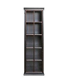 Lazarus Tall Wall Cabinet