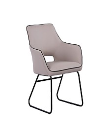 Entice Dining Chair Pearl
