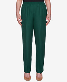 Alfred Dunner Pull-On Pants