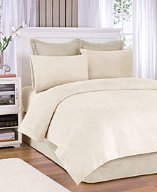 Soloft Plush 4-PC Full Sheet Set