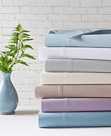 Madison Park Peached Percale Cotton Sheet Sets