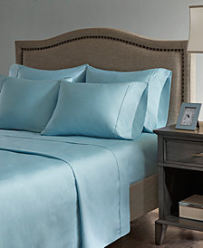 Madison Park 800 Thread Count 6-PC Queen Cotton Blend Sheet Set