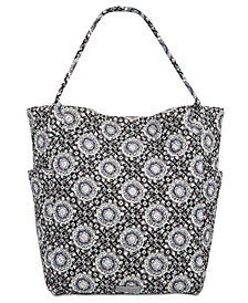 Vera Bradley Bright Friday Cotton Tote