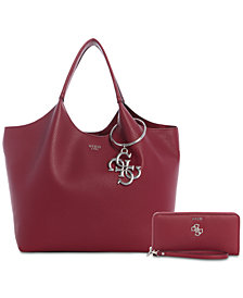 Accessories Macy's And Wallets Handbags Guess wztqZfBf