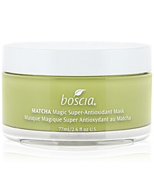 Matcha Magic Super-Antioxidant Mask, 2.6 oz.