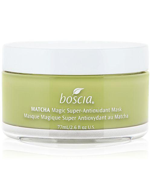 boscia Matcha Magic Super-Antioxidant Mask, 2.6 oz.