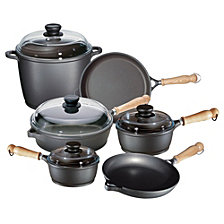 Berndes Tradition 10pc Cast Aluminum Cookware Set