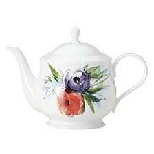 Lenox Passion Bloom Teapot