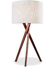 Adesso Brooklyn Tripod Table Lamp