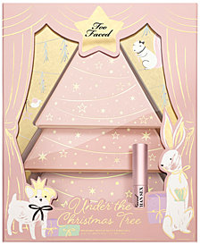 Too Faced 4-Pc. Under The Christmas Tree Breakaway Makeup Palette & Mascara Set, A $230 Value!