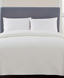 VCNY Home Columbus King Embossed Square Quilt