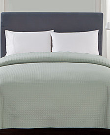 VCNY Home Columbus Twin Embossed Square Quilt