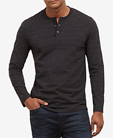 Kenneth Cole Reaction Men's Stripe Henley