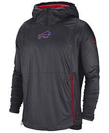 Nike Men's Buffalo Bills Lightweight Alpha Fly Rush Jacket