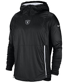 Nike Men's Oakland Raiders Lightweight Alpha Fly Rush Jacket