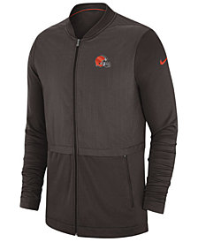 Nike Men's Cleveland Browns Elite Hybrid Jacket