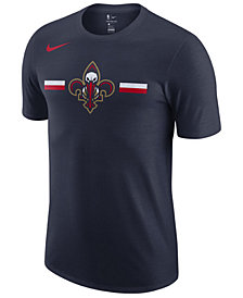 Nike Men's New Orleans Pelicans Essential Logo T-Shirt