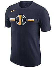 Men's Utah Jazz Essential Logo T-Shirt
