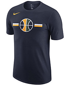 Nike Men's Utah Jazz Essential Logo T-Shirt