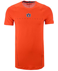 Under Armour Men's Auburn Tigers Short Sleeve Raid Training T-Shirt