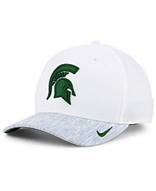 Nike Michigan State Spartans Arobill Swoosh Flex Cap
